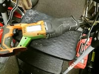 orange and black cordless reciprocating saw Hagerstown, 21740