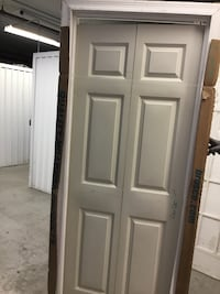 "32"" 3 Panel Double Doors - New Philadelphia, 19148"