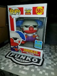 Chuckles the clown SDCC exclusive funko pop (FIRM PRICE) Toronto, M1L 2T3