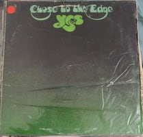 Yes - Close to the Edge (progrock)
