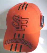 San Francisco Giants MLB Adjustable Cap by Lanza USA NWT