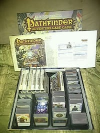 Pathfinder_Rise of the Runelords Card Game Baltimore, 21234