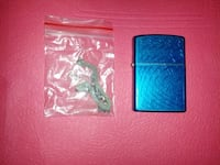 Genuine Zippo Lighter (With Flints & Wick) in Good Condition