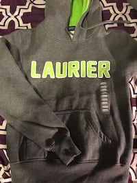 Laurier hoodie(size small) 554 km